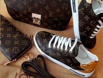 Set 3 articole Louis Vuitton impirt Franta
