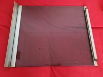 Capac de sticla pentru aragaz Bosch, lățime 50 cm