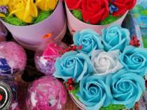 Cadouri cu trandafiri de sapun