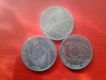 Monede romanesti de 500lei 1999 si 50 bani comemo