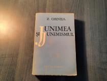 Junimea si junimismul Z. Ornea