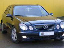 Mercedes E220 Avantgarde - an 2002, 2.2 Cdi (Diesel)