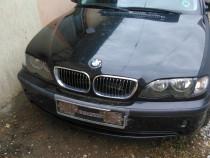 Dezmembrez BMW E46 pisicuta negru 1,8 benzina 316i cu GPL