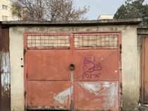 Garaj din beton zona Mănăștur strada Bucium