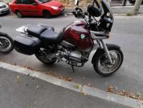 Moto BMW r1100gs 1995 abs, mansoane incalzite, valize