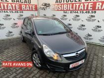 Opel Corsa 2011-Benzina-EURO 5-RATE-