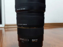 Obiectiv sigma 85mm1.4