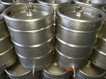 Butoaie inox alimentar 60l cu robinet si filet