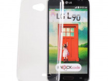 Husa Telefon Silicon LG F60 Clear Ultra Thin PRODUS NOU