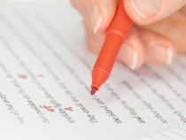 Revizuire, corectare, tehnoredactare, transcriere texte