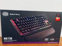 Tastatura Cooler Master MK730 Cherry MX Brown Mecanica