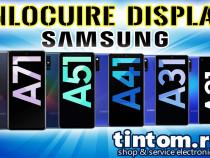 Inlocuire Display Original Samsung A71 A51 A41 A31 A21s
