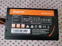 Sursa PC Segotep SG-D600SCR 600W, 80 PLUS.