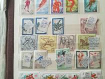 Tematica filatelica:sport NS în URSS, 1962-1990