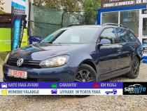 VW Golf VI / 2010 / 1.6 TDI / Rate fara avans / Garantie