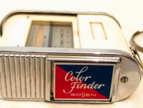 Exponometru foto - Color finder gossen cu celulă foto voltai