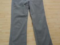 Jeans elastici model clasic 42