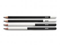 Set Creioane Oe Mini Alb / Negru 80242445689