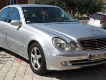 Mercedes E270 Avantgarde - an 2002, 2.7 Cdi (Diesel)