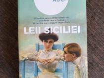 Leii Siciliei de Stefania Auci (I leoni di Sicilia)
