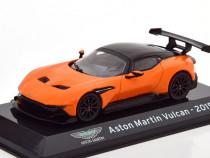 Macheta Aston Martin Vulcan 2015 - Altaya 1/43