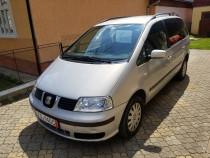 Seat Alhambra 1.9TDI Diesel *116cp* *an 2001 *putini km!!!