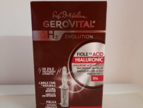 Fiole ten acid hialuronic 5% Gerovital H3 Evolution Perfect