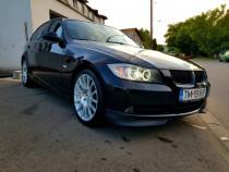 BMW 320D Shadowline 2008 full fara piele