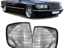 Semnalizare fumurie stanga Mercedes S Klasse W126 (1979-91)