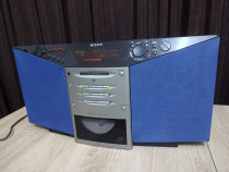 Mini disc, CD, tuner, Sony
