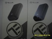 Tellur, acumulator extern (baterie externa reincarcabila), c