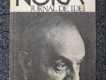 Jurnal de idei - noica