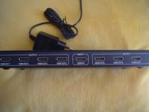 Spliter HDMI 8 porturi - ca nou