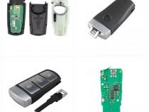 Carcasa cheie telecomana chip sigla vw Passat B6 B7 CC