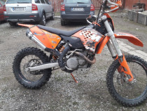 Moto KTM EXC 450 AN 2009 Inmatriculat