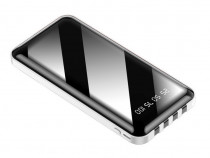 Baterie Externa Power Bank MRG 12.000 mAh, 3 in 1, LCD C491
