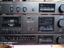 Linie audio Saba, amplificator, tuner, deck vintage