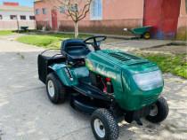 Tractor MTD Turbo Silent 11.5 cp de tuns iarba gazon