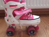 Role skate Hudora pentru fete