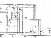 Apartament 3 camere 2 bai strada Vornicei