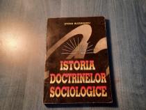 Istoria doctrinelor sociologice Stefan Buzarnescu