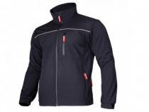 Jacheta elastica neagra - xl