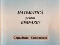 V. Cicu - Matematica pentru gimnaziu (Capacitate-Concursuri)