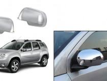 Ornamente crom pt. oglinda compatibil Dacia Duster dupa anul