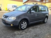 VW Touran 2.0 Benzina 130 Cp 2006 Euro 4