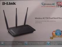 Router Wireless/repeater D-LINK DIR-809 Dual-Band 300 + 433M
