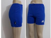 Short, pantaloni Adidas Climalite Running unisex, măsura XXS