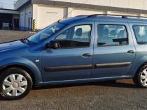 Rate avans 0~Dacia Logan MCV~7 Locuri~1.6 benzina MPI~