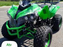 Atv Nou 125 cc Green Renegade
