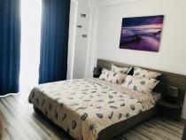 Inchiriez apartament 2 camere Mamaia sat Building Stefan